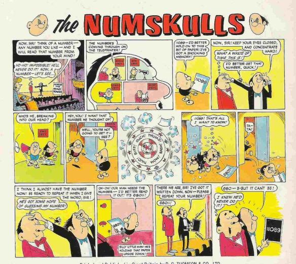 Numbskulls